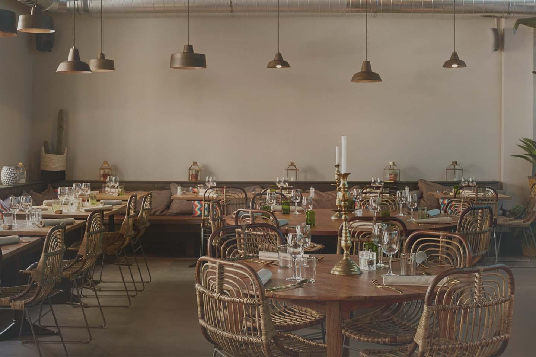 Alma Restaurant Geneve
